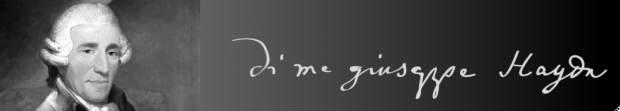 Haydn BW banner