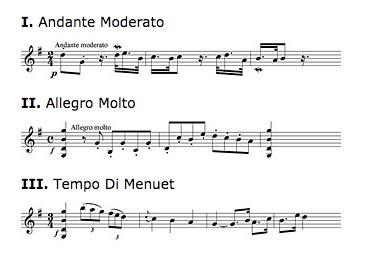 Haydn Sym No.18
